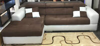 CLEARANCE! JOSY FURNITURE Modern Sectional London Couch Sofa