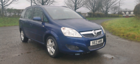 24/7 Trade Sales Ni Trade Prices For The Public 2009 Vauxhall Zafira 1