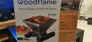 Bbq Woodflame neuf
