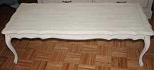 Classic Refinished Shabby Chic Coffee Table