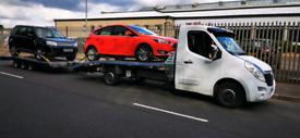 Recovery Breakdown Transport