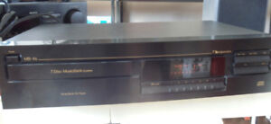 Nakamichi MB-4S Music Bank System 7-Disc CD Player HI-END