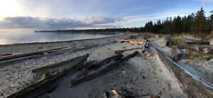 Vancouver Island Vacation Rental- Beautiful Saratoga Beach