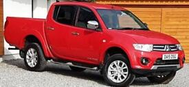 Mitsubishi L 200 Challeger 4WD Double Cab