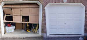 Garage Door Repairs - Professional service