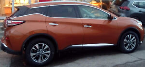2017 Nissan Murano SL SUV Low on KMS - Lease Take Over