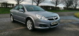 2007 VAUXHALL VECTRA 18 EXCLUSIVE PETROL MOTED TO APRIL 2021