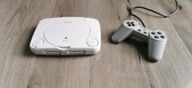 Sony Playstation One Console
