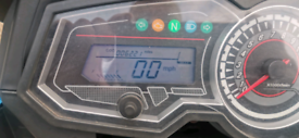 2018 Lexmoto ZSX-R 125cc