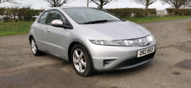 2009 HONDA CIVIC 2.2 CDTI SE DIESEL MOTED TO MARCH POSSIBLE PART EX