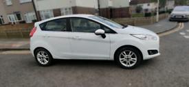 2015 Ford Fiesta Zetec 1.0L EcoBoost, £0 Road Tax, Full DSH