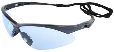 Jackson Nemesis Safety Glasses- Blue Frameblue Lens 19639