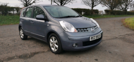 2008 NISSAN NOTE 1.4 ACENTRA POSSIBLE PART EXCHANGE