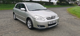 24/7 Trade Sales NI Trade Prices For The Public 2006 Toyota Corolla 1.
