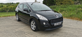 2010 PEUGEOT 3008.1.6 DIESEL MOTED TO JUNE 2022 POSSIBLE PART EXCHANGE