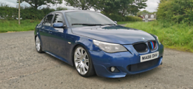 24/7 Trade Sales NI Trade Prices For The Public 2006 BMW 520 D M Sport