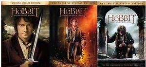 dvd hobbit 3