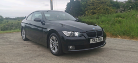 2008 BMW 320 DIESEL SE COUPE E92 AUTOMATIC POSSIBLE PART EXCHANGE