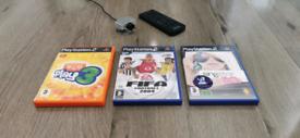 Sony Playstation 2 Games Bundle