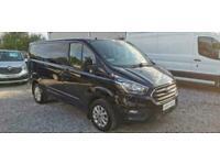 2018 Ford Transit Custom LIMITED 300 PV L1 H1 Panel Van Diesel Manual