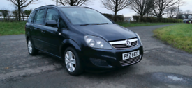 24/7 Trade Sales Ni Trade Prices For The Public 2013 Vauxhall Zafira 1