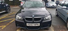 BMW 320D M-Sport saloon
