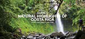Natural Highlights of Costa Rica Group Tour