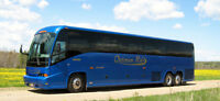Motorcoach Drivers Wanted