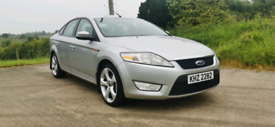 Dec 2007 FORD MONDEO 2.0 DIESEL ZETEC MOTED TO MAY 2022 POSS PART EX