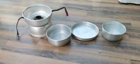 Trangia camp cooker