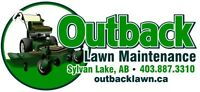 Outback Lawn Maintenance Sylvan Lake (Landscaping)