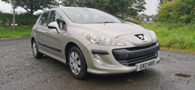 24/7 Trade Sales Ni Trade Prices For The Public 2008 Peugeot 308 1.6 S
