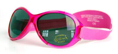 Kinder Banz Neu Retro Sonnenbrille Pink Neu mit Etikett