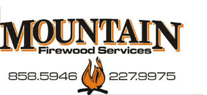 MOUNTAIN FIREWOOD LTD   DRY MAPLE. BEST PRICE GUARANTEED!!!!!