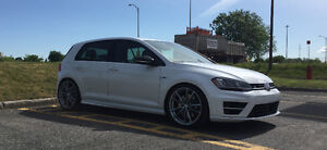Vw Golf R 2016 - Reprise de location bail/Lease take over
