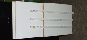 White Shelving Unit Package #8 - $8.00