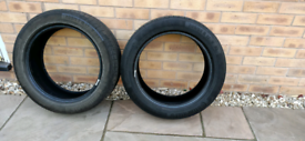 Continental 205x55x17 tyres