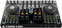 Traktor Control s4, 4 channel Deck!
