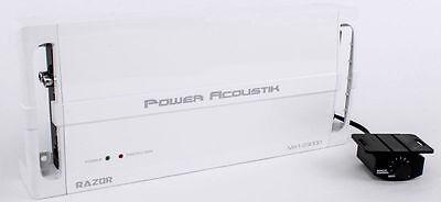 Power Acoustik Ma1-2300d 2300w Monoblock Marine Boat Ampl...