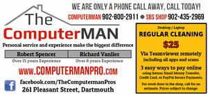 ComputermanPros/SBS Computer Repairs/Fixes 435-2969