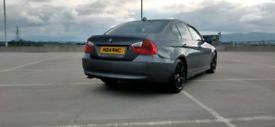 BMW 320d with 9 months MOT