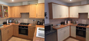 Kitchen cabinets spray paints/re-facing wholesale 6477722133