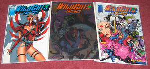 WildCATS Trilogy - Image Comics