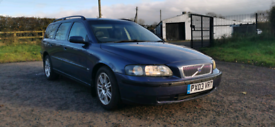 2003 VOLVO V70 D5 DIESEL AUTOMATIC POSSIBLE PART EXCHANGE