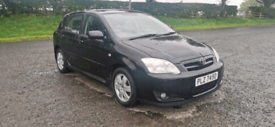 24/7 Trade Sales Ni Trade Prices For The Public 2005 Toyota Corolla 1.