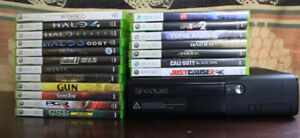 250 GB Xbox 360 & Game Bundle (pre-owned)