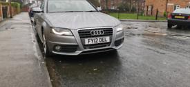 Audi a4 S line Automatic 2.0tdi Mot March . 2021 2012reg. 99200mil.