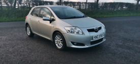 24/7 Trade Sales Ni Trade Prices For The Public 2007 Toyota Auris 2.0