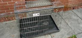 Petsworld Dog Travel Crate - Large