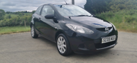 2009 MAZDA 2 TS2 1.4 DIESEL MOTED TO FEB 2022 POSSIBLE PART EXCHANGE